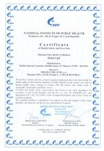 Certificate Siberian Pure Herbs Collection. Восстанавливающий бальзам, 30 мл