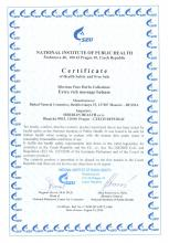 Certificate Siberian Pure Herbs Collection. Besonders Reichhaltiger Massagebalsam, 250 ml