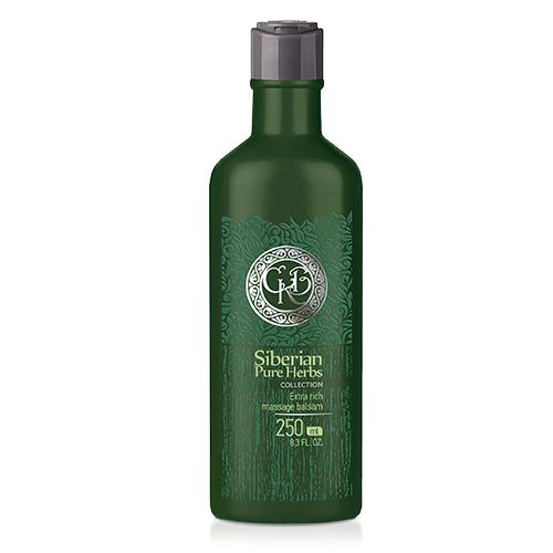 Siberian Pure Herbs Collection. Besonders reichhaltiger Massagebalsam, 250 ml 401806