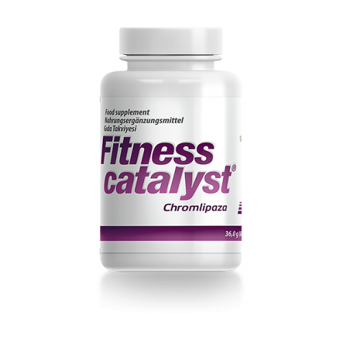 Food Supplement Fitness catalyst - Chromlipaza, 60 capsules 500004