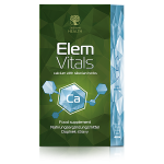 Food Supplement Elemvitals. Calcium with siberian herbs, 60 capsules