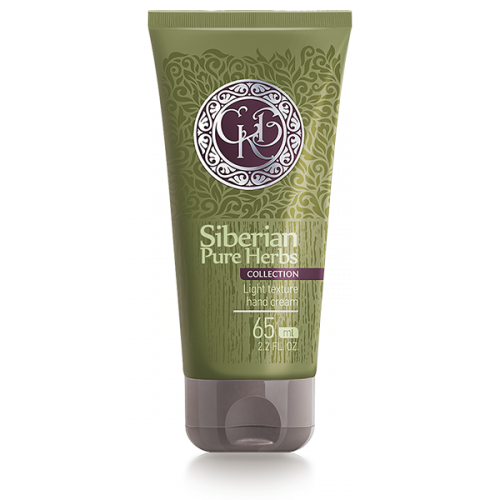 Siberian Pure Herbs Collection.Leichte Handcreme (Torgon), 65 ml 401773