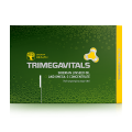 NEM Trimegavitals. Siberian linseed oil and omega-3 concentrate, 30 Kapseln