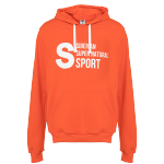 Sweatshirt/ Männer (Gr. L, orange) 105975