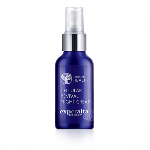 Experalta Platinum. Cellular revival night cream, 50 ml 404323