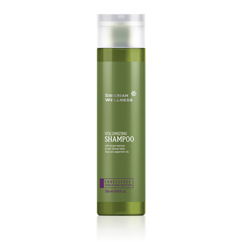 Siberian Wellness. Champú volumizante, 250 ml 409257