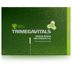 NEM Trimegavitals. Siberian borage and amaranth oil, 30 Kapseln