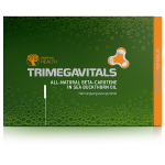 NEM Trimegavitals. All-Natural Beta-Carotene in Sea Buckthorn Oil, 30 Kapseln