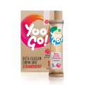 Yoo Go! Beta-glucan Drink Mix (Strawberry), 70 g