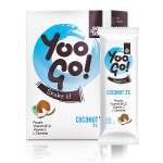Yoo Go! Shake it! Кокос 3%, 175 г