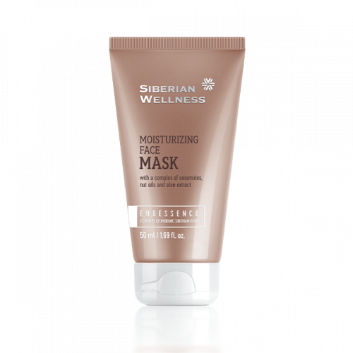Siberian Wellness. Mascarilla facial hidratante, 50 ml 411571