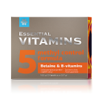Food Supplement Essential Vitamins.Betaine & B-Vitamins, 30 capsules