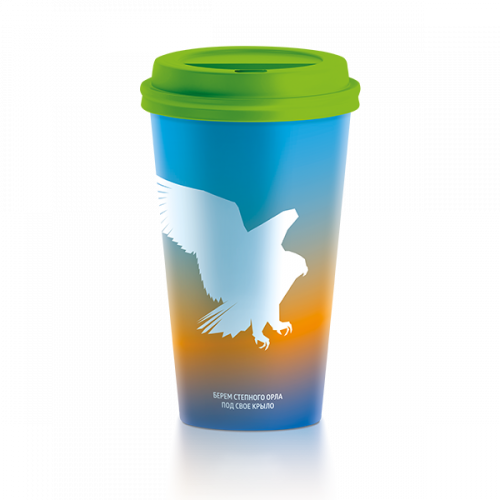 Steppe eagle Ecocup 106711